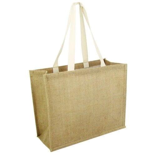 All products Green & Good Taunton Bag – Jute – Natural Handles