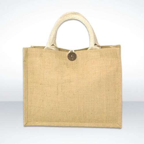 All products Green & Good Dundee Bag – Jute