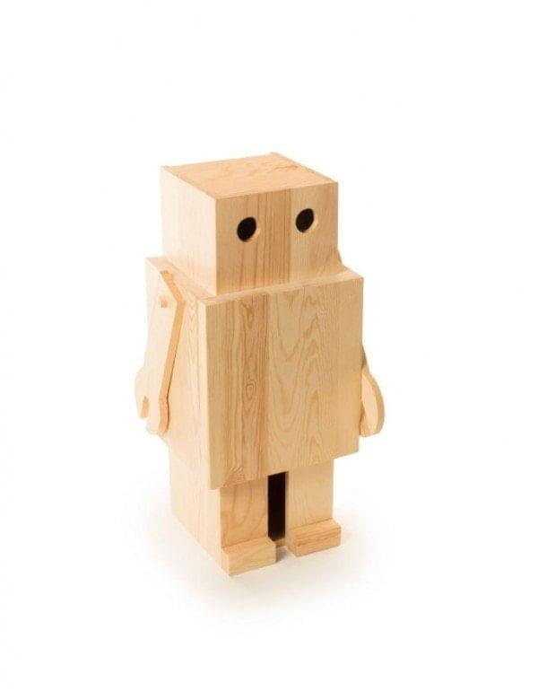 Ekoman Stojalo za vino – robot