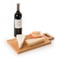 Ekoman Stojala za vino – deska za rezanje komplet
