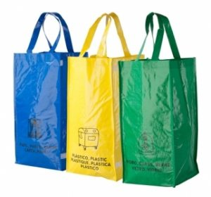 Recycling Waste recycling bags