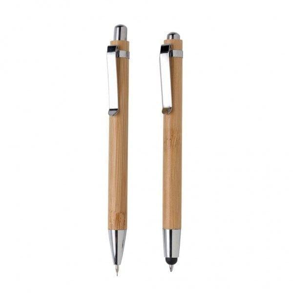 Ekoman Set tehničnega svinčnika in pisala