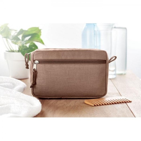 Ekoman Toaletna torbica iz konoplje