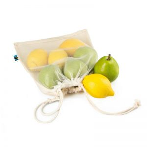 Bombaž Bombažna vrečka za živila Luca