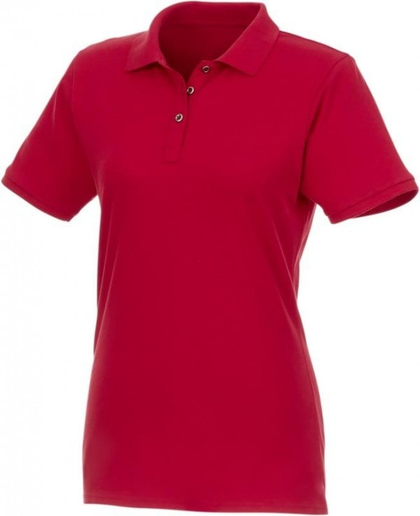 All products Recycled women's polo t-shirt