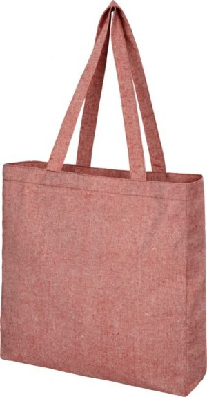 All products Pheebs 210 g/m² recycled gusset tote bag
