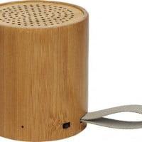 Brezžični zvočniki Bluetooth zvočnik iz bambusa