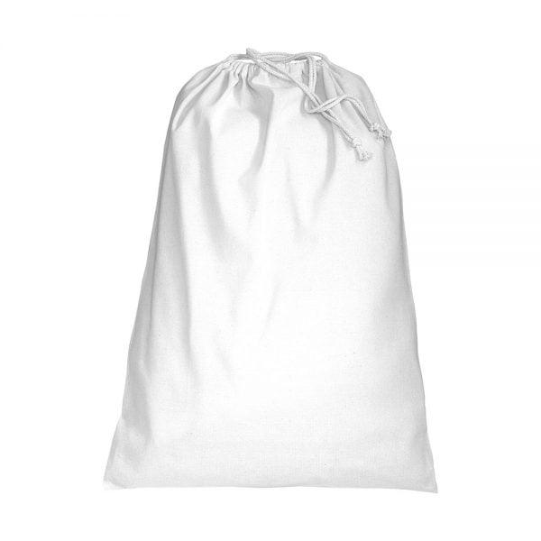 Bombaž Bombažna vrečka na zatezno vrvico XXL