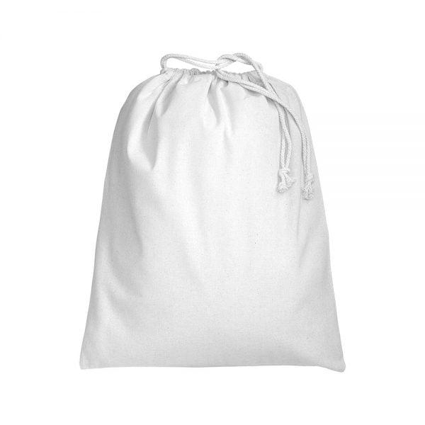 Cotton DRAWSTRING BAG 40X50CM