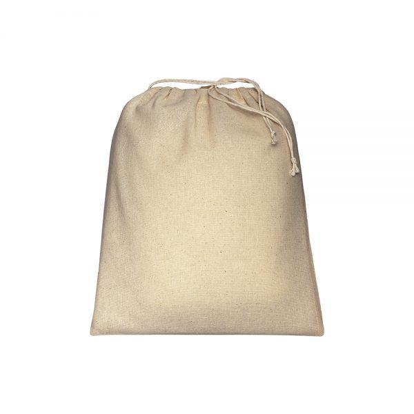 Bombaž Bombažna vrečka na zatezno vrvico M