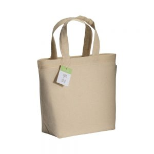All products ORGANIC COTTON SHOPPING BAG 32X24X10CM