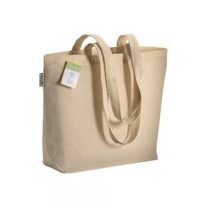 All products ORGANIC COTTON SHOPPING BAG 40X30X10CM