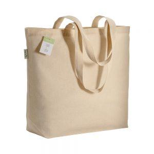 All products ORGANIC COTTON SHOPPING BAG 50X38X15CM