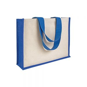 All products JUTA AND CANVAS SHOPPING BAG 41X33X9CM