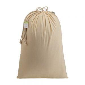 Organic Cotton ORGANIC COTTON DRAWSTRING BAG 50X75CM
