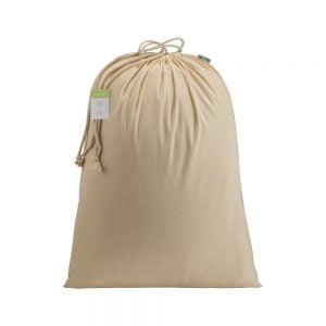 All products ORGANIC COTTON DRAWSTRING BAG 40X50CM