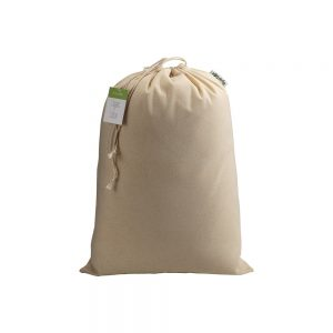 All products ORGANIC COTTON DRAWSTRING BAG 30X45CM