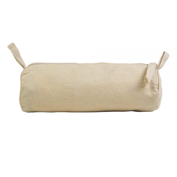 Kozmetične torbice Kozmetična torbica iz bombaža na zadrgo