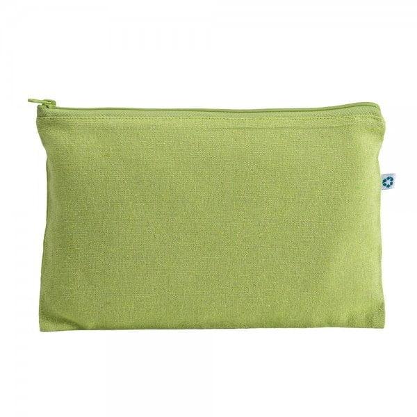 Ekoman Kozmetična torbica iz recikliranega bombaža