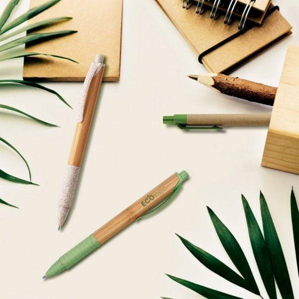 Ekoman Pisalo iz bambusa z nedrsečim oprijemom