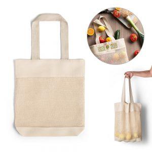 Cotton MUMBAI. 100% cotton bag
