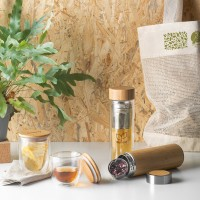 All products NATUREL. Thermos bottle 430 ml