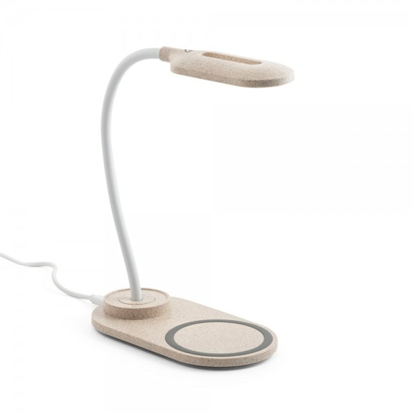All products OZZEL. Table lamp with wireless charger (Fast, 10W)