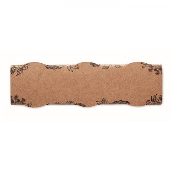 Različna embalaža 3 delni set glinenih lončkov s semeni