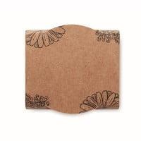 Različna embalaža Glinen lonček s semeni – spominčica