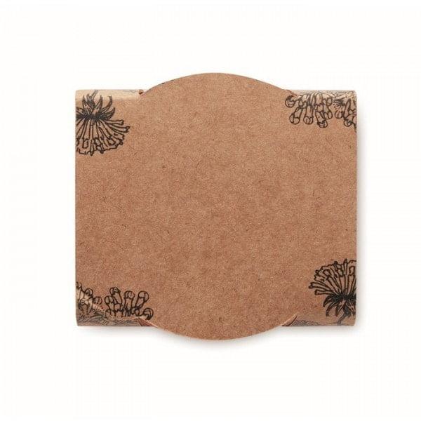 Različna embalaža Glineni lonček s semeni – mak