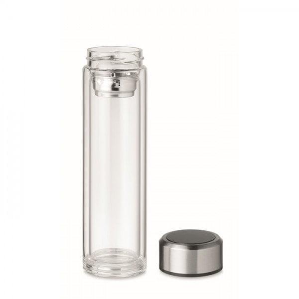Stekleničke Steklenička z vgrajenim termometrom
