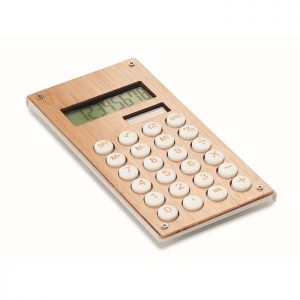 All products 8 digit bamboo calculator