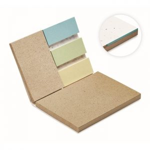 All products Grass seed paper memo set