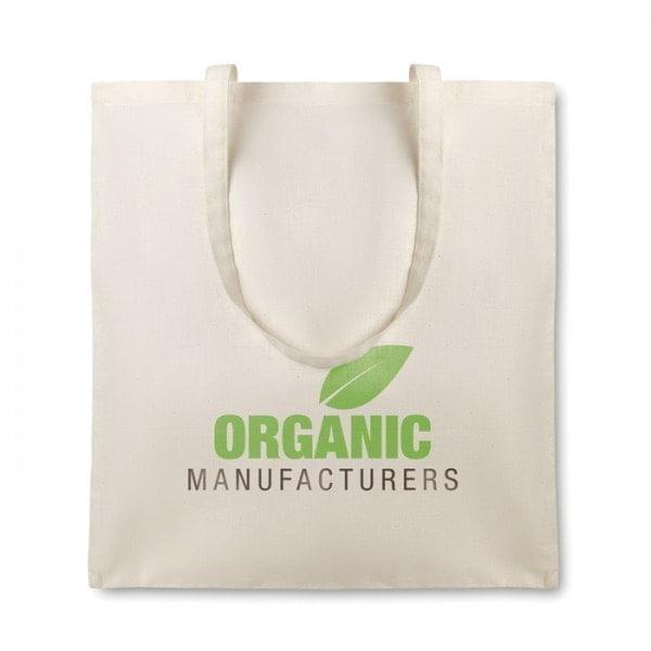 Organski bombaž Nakupovalna vrečka iz organskega bombaža