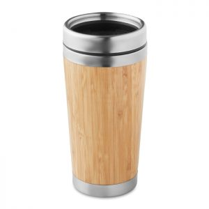 All products Bamboo double wall travel cup