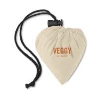 Bombaž Zložljiva bombažna vrečka z zatezno vrvico