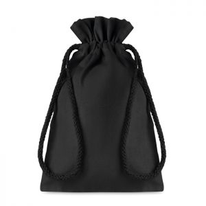 All products Small Cotton draw cord bag
