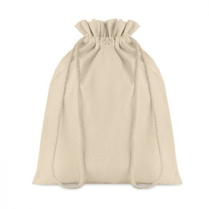 All products Medium Cotton draw cord bag