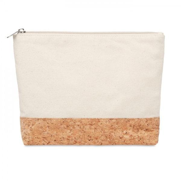 Kozmetične torbice Kozmetična torbica iz bombaža in plute
