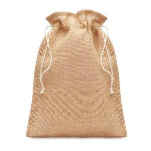 All products Medium jute gift bag 25 x 32cm