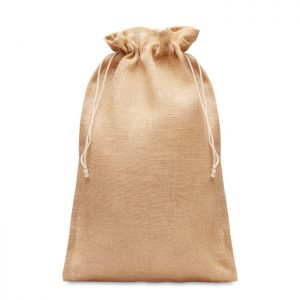 All products Large jute gift bag 30 x 47cm