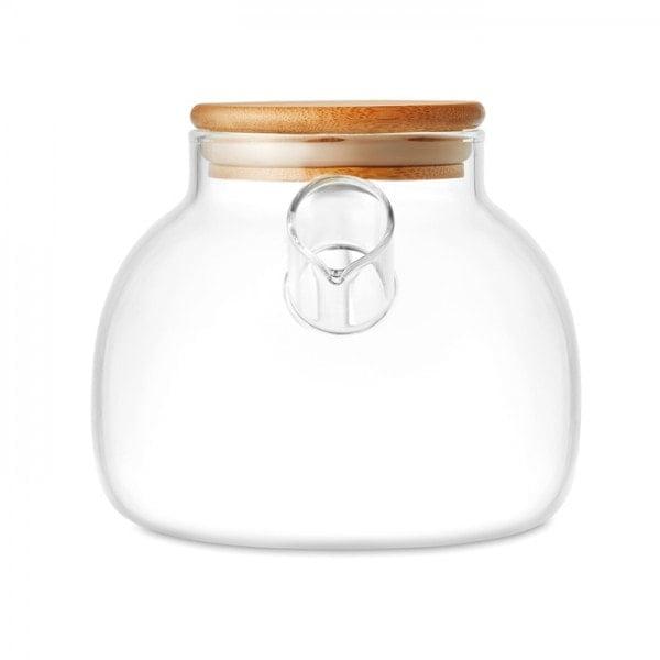 Stekleničke Čajnik iz borosilikatnega stekla