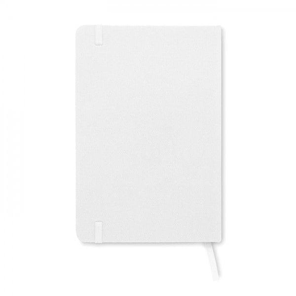 Notesi A5 zvezek s platnicami iz recikliranih plastenk