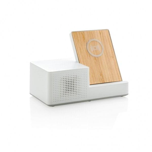 Brezžični in prenosni polnilci 5W brezžični polnilec z zvočniki