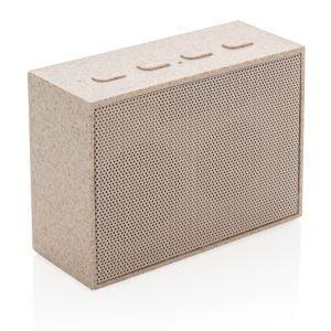 All products Wheat straw 3W mini speaker