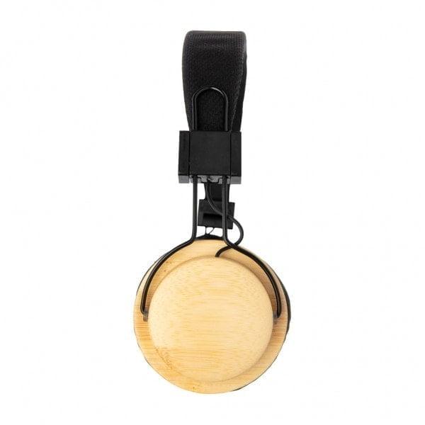 Ekoman Brezžične slušalke iz bambusa