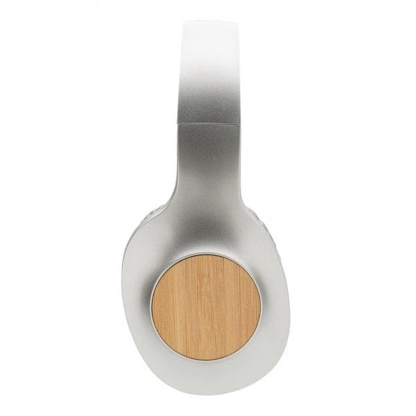 Ekoman Brezžične slušalke iz bambusa Dakota