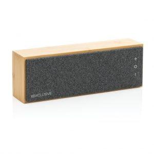 All products Wynn 10W wireless bamboo speaker