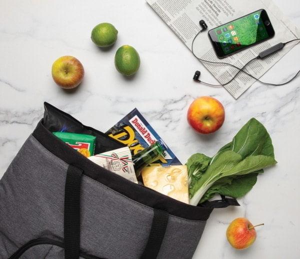 Kuhinja Hladilna torba iz recikliranih plastenk, 4 x 1,5l