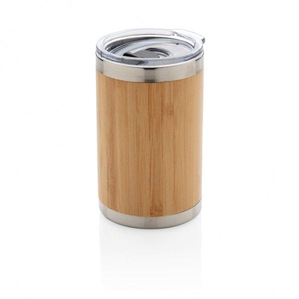 """Skodelice Bambusov lonček za kavo """"to go"""""""